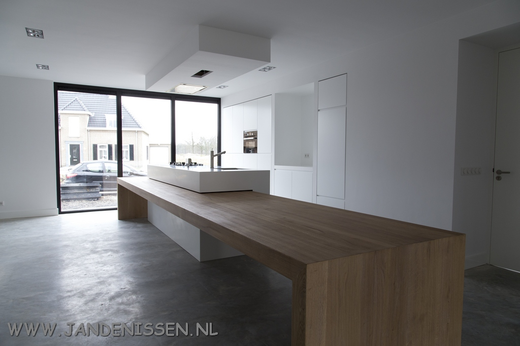 Smalle tafel voor in de keuken fabulous inspiratie smalle keuken